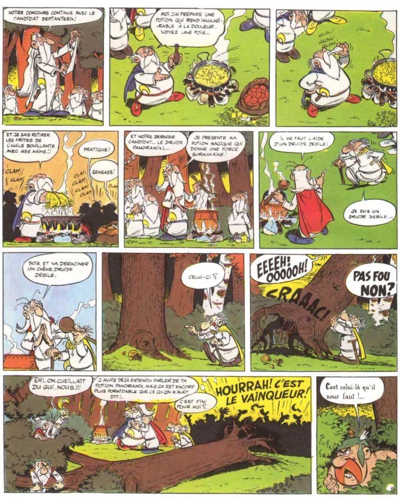 page 8 : Les pommes de terre ne sont arrivées en Europe qu'au XVIe siècle