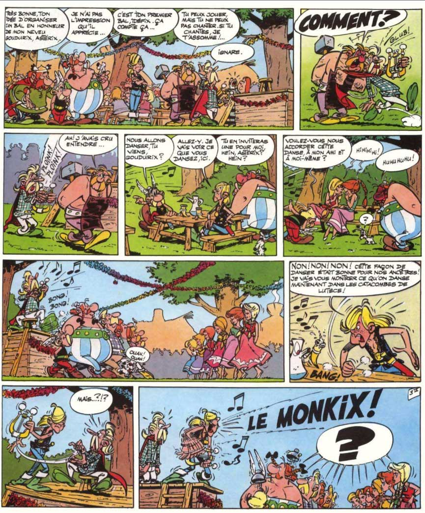 T9 : Astérix et les Normands page 3