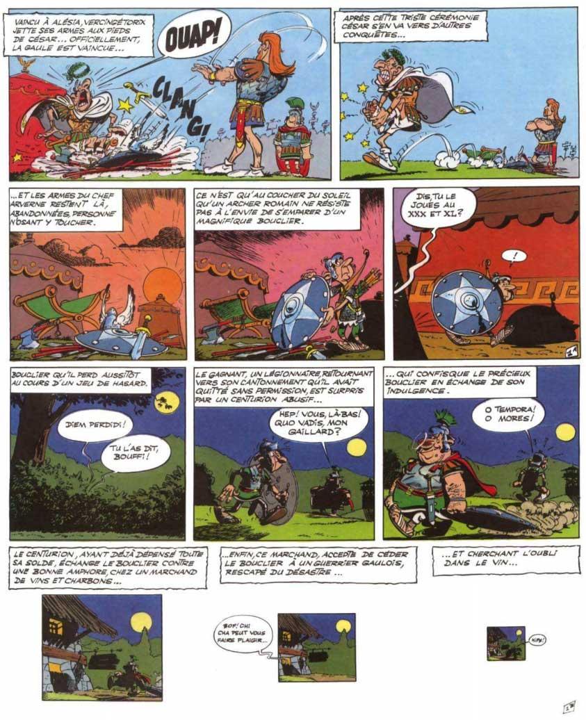 T11 : Le Bouclier arverne page 1
