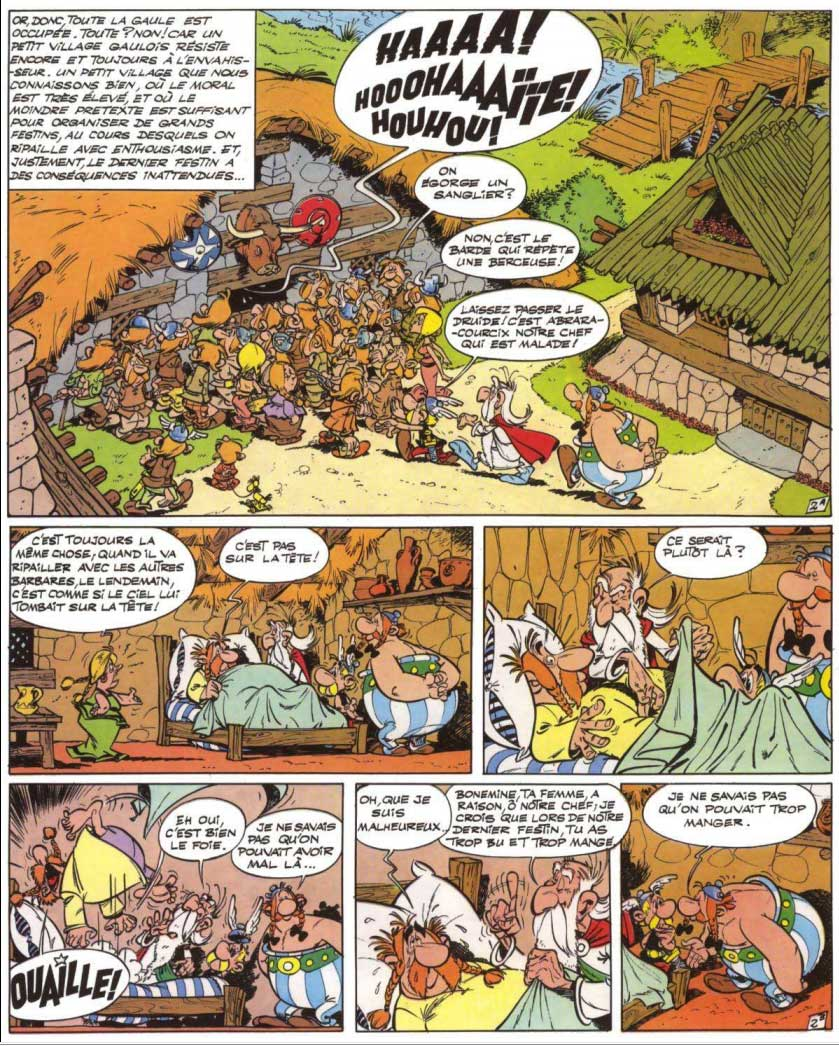 T11 : Le Bouclier arverne page 2