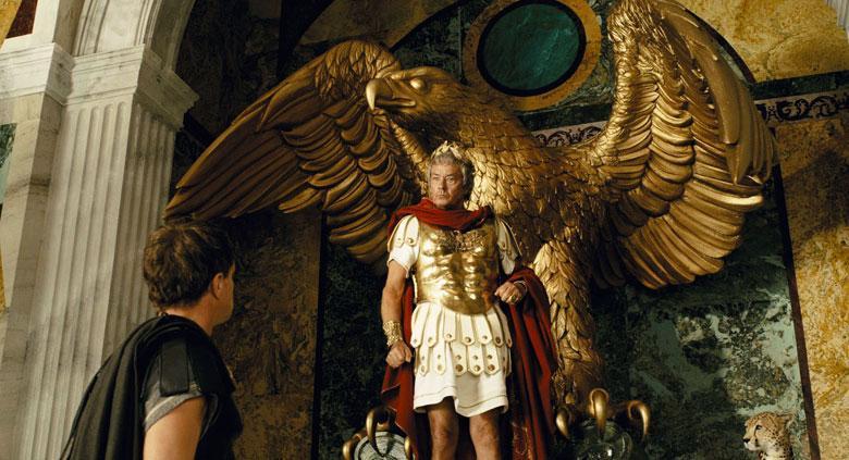 César face à son fils