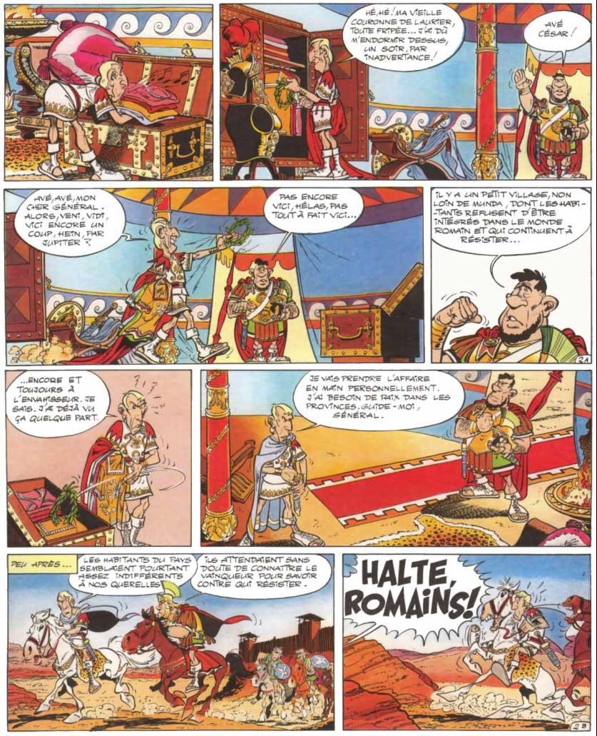 T14 : Astérix en Hispanie page 2