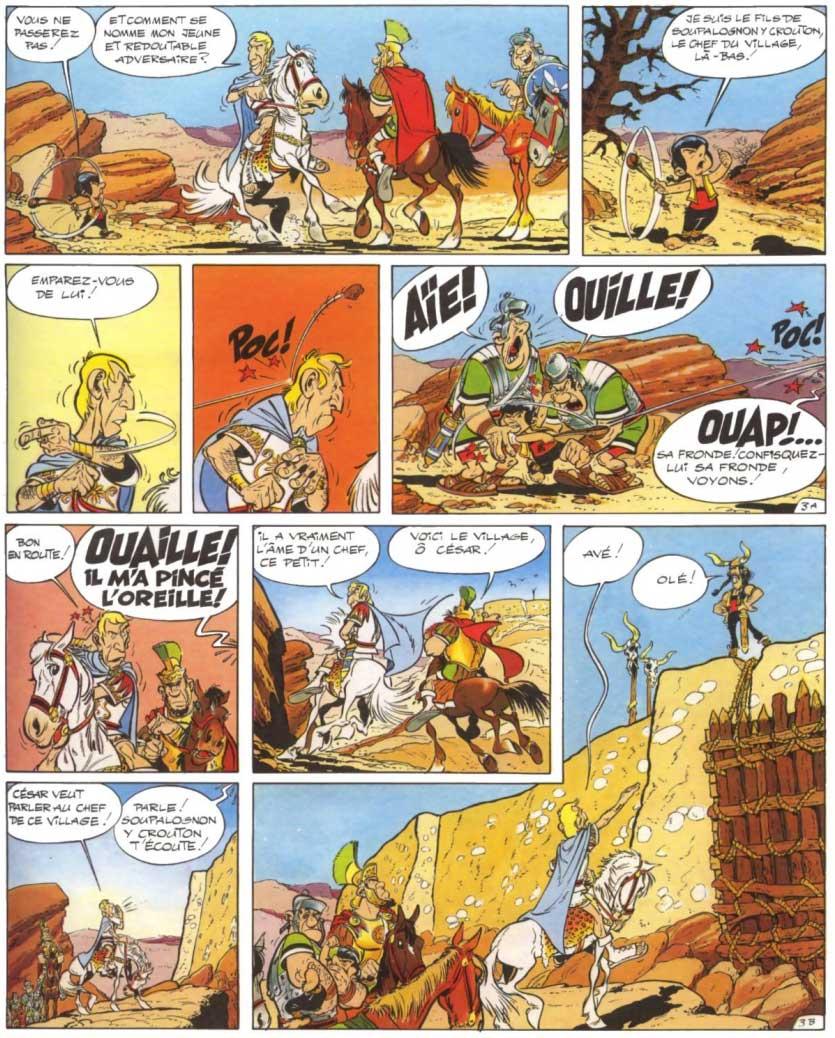 T14 : Astérix en Hispanie page 3