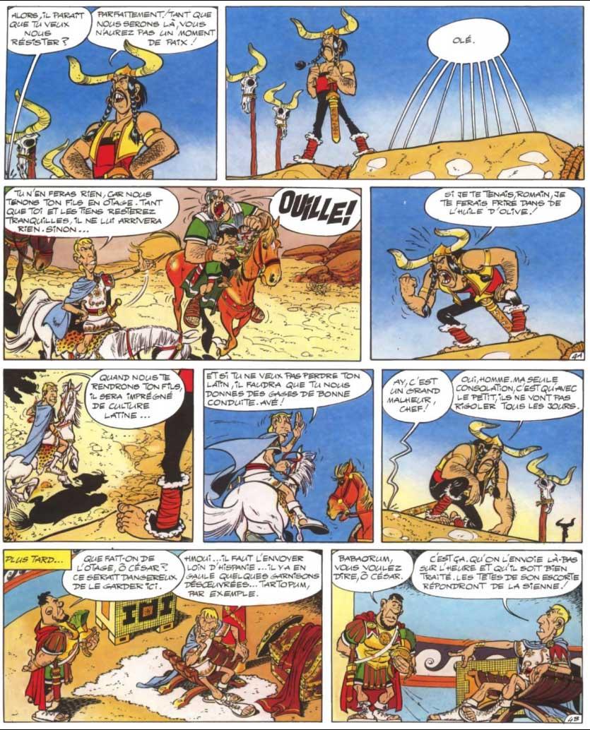 T14 : Astérix en Hispanie page 4