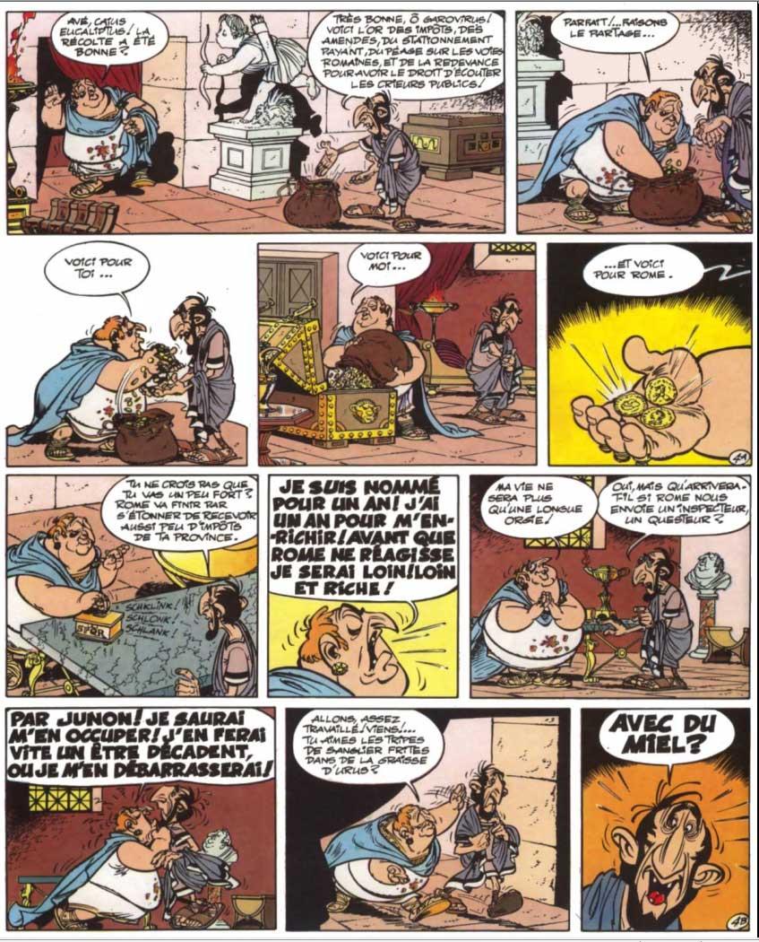 T16 : Astérix chez les Helvètes page 4