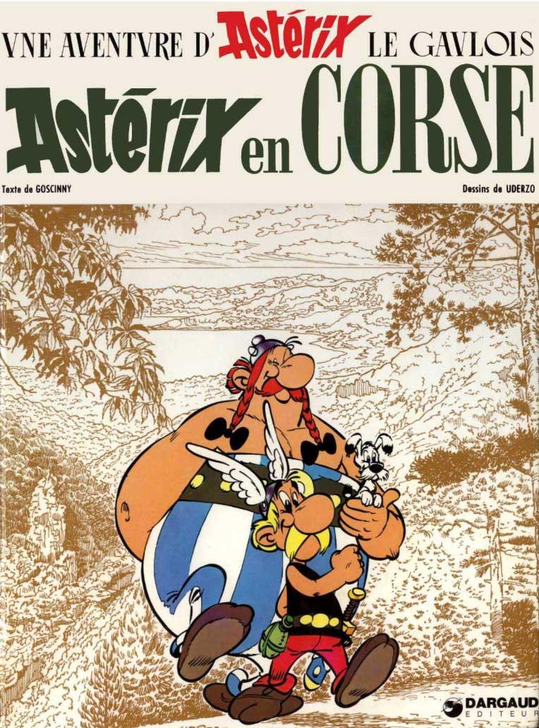 T20 : Astérix en Corse couverture