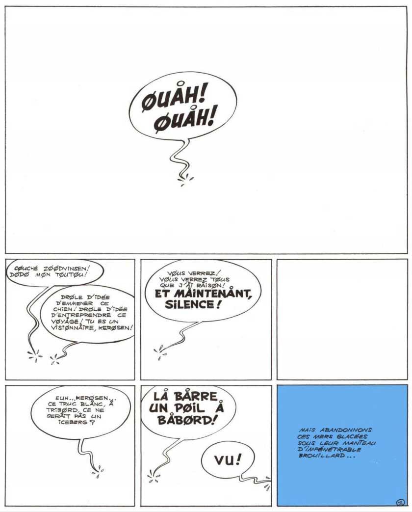 T22 : La Grande Traversée (Astérix) page 1