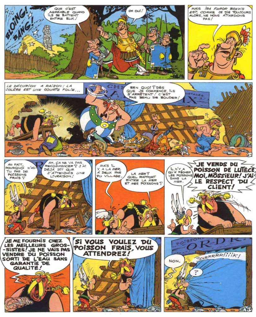 T22 : La Grande Traversée (Astérix) page 4