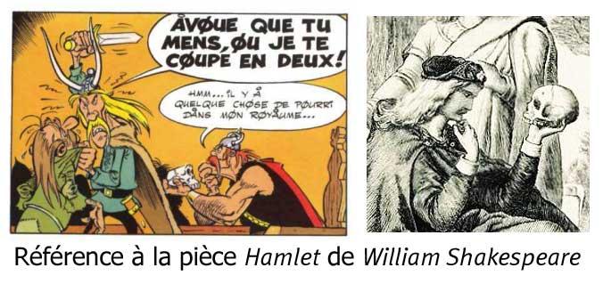 Ref à Hamlet