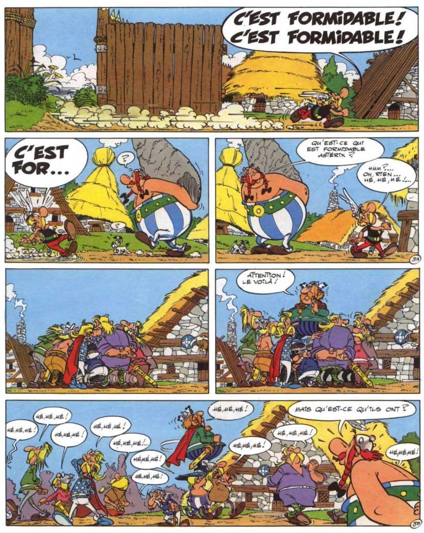 T23 : Obélix et compagnie page 3