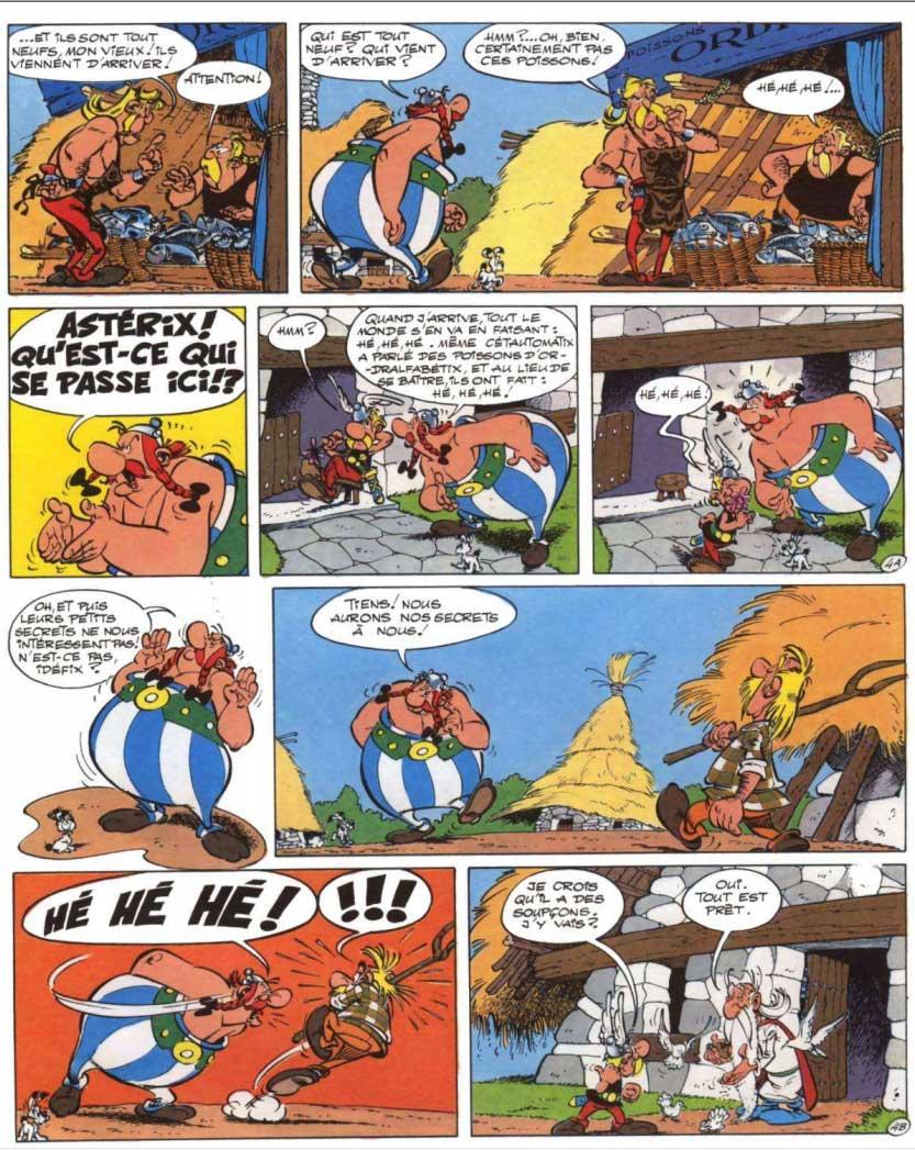 T23 : Obélix et compagnie page 4