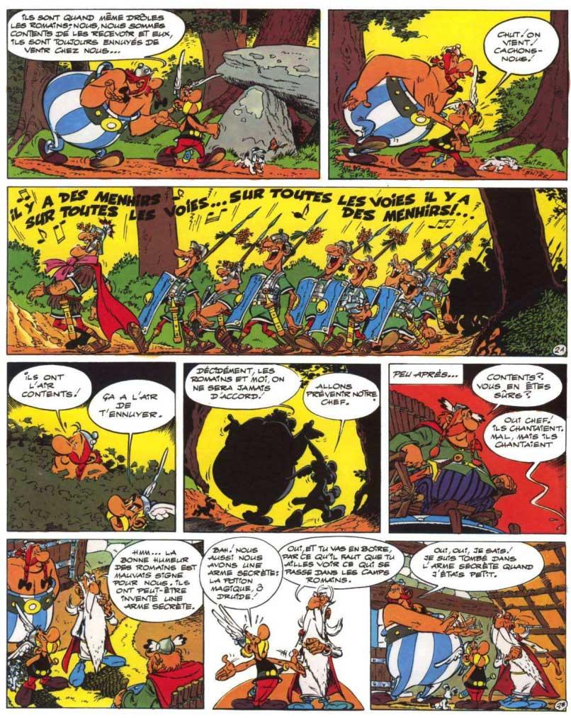 T24 : Astérix chez les Belges page 2