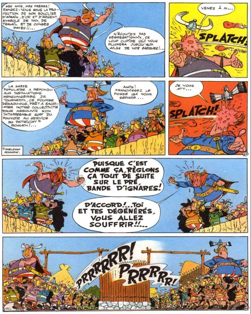 T25 : Le grand fossé (Astérix) page 4