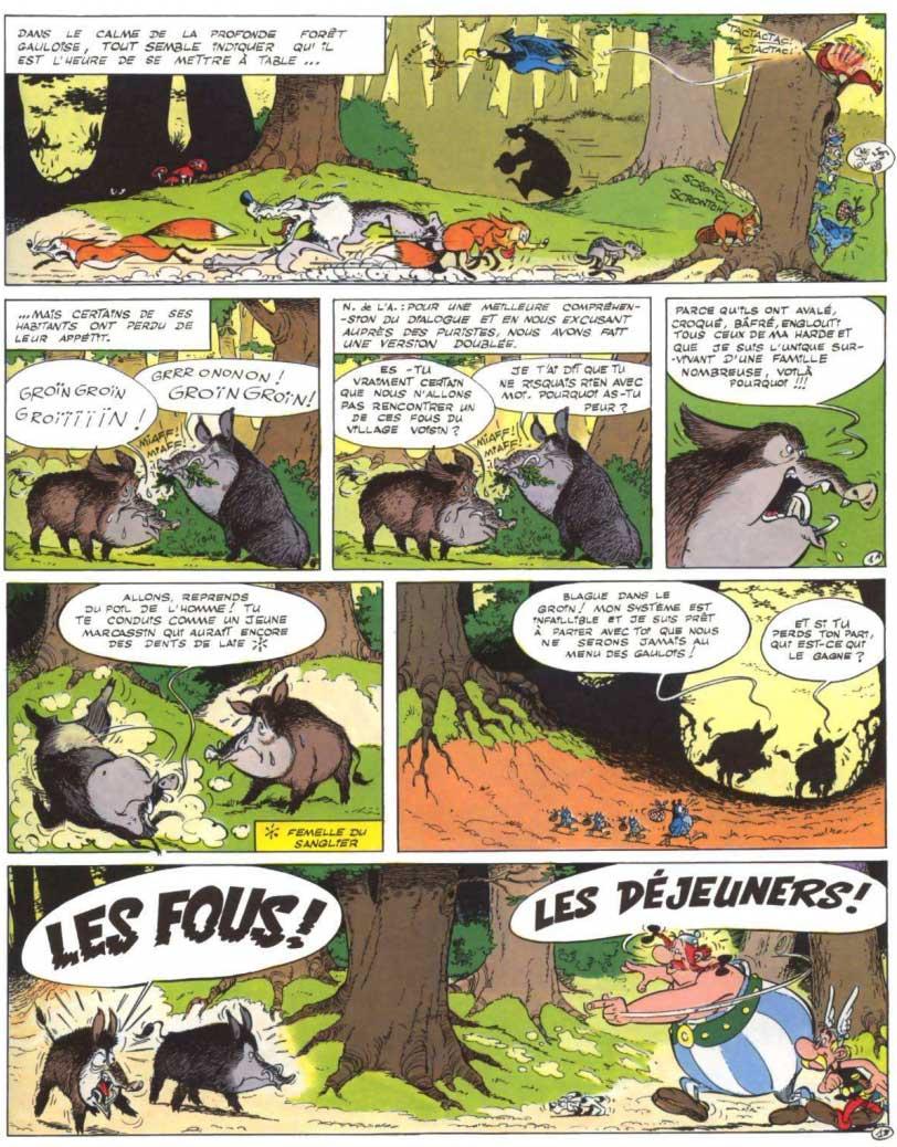 T26 : L'Odyssée d'Astérix page 1