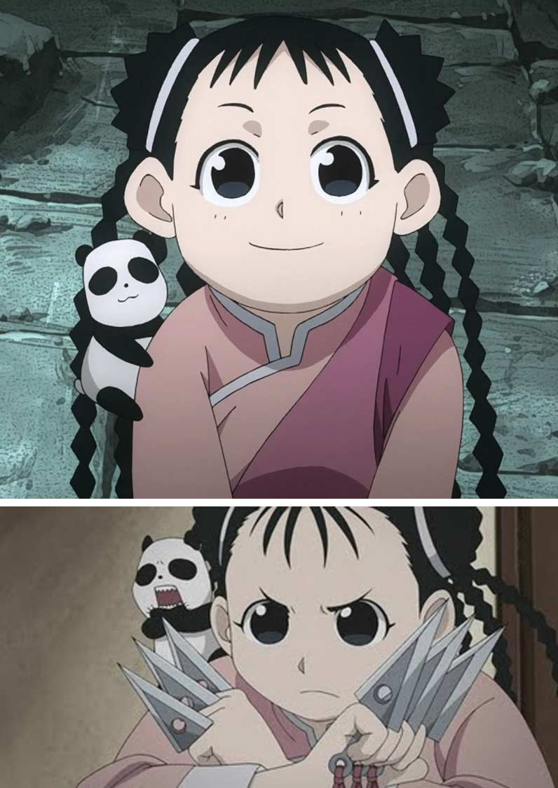 May Chang (Fullmetal Alchemist)