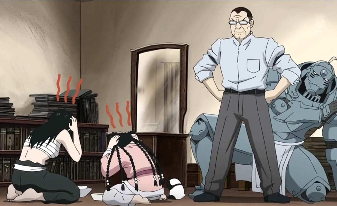 Le Docteur Knox se fâche et sépare Ranfan et May Chang
