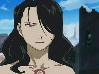 Lust (homonculus) - Fullmetal Alchemist