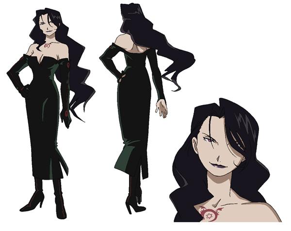 Aide pour idée de cosplay de méchante mangas 8033