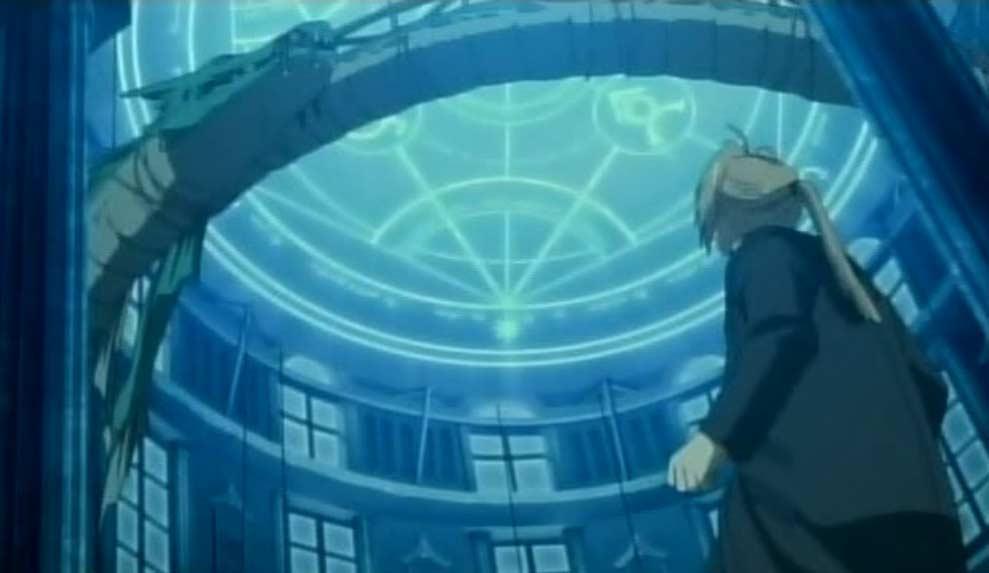 Envy sous sa forme de Dragon a été immobilisé pour permettre d'ouvrir la Porte de la Vérité