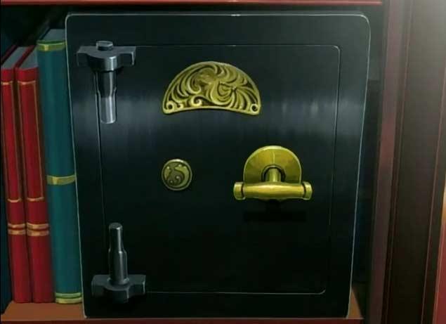 le coffre de King Bradley contient le crâne de l'humain qui a servi à le créer