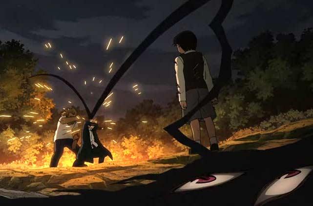 Pride est un redoutable adversaire, son ombre est tranchante comme du métal