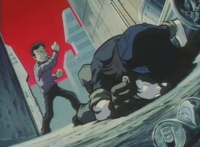 Hiroshi n'a pas vraiement eu de chance avec ses employeurs