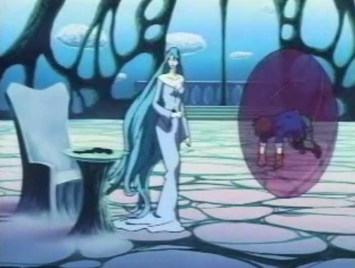 Hiroshi est prisonnier de l'illusion de Sirène