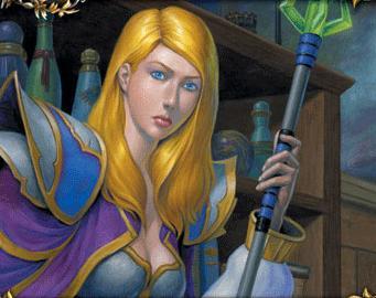 Jaine Portvaillant (jeu de carte)