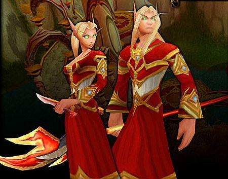 Image d'elfes de sang