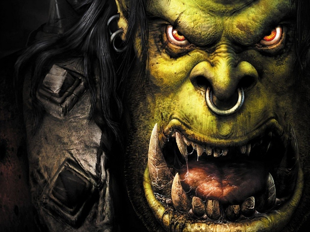 Orc dans World of Warcraft