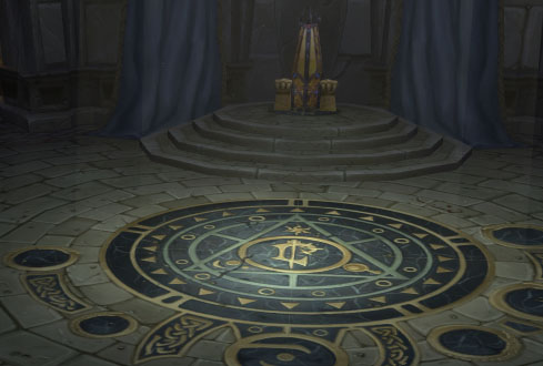 Ancien Throne de Lordaeron