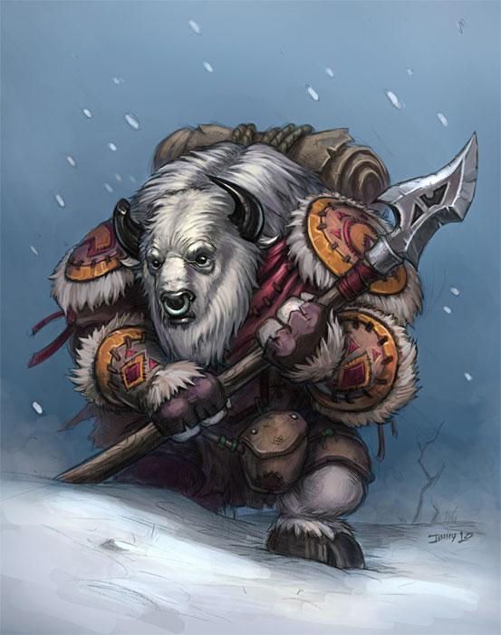 Taunka (World of Warcraft)