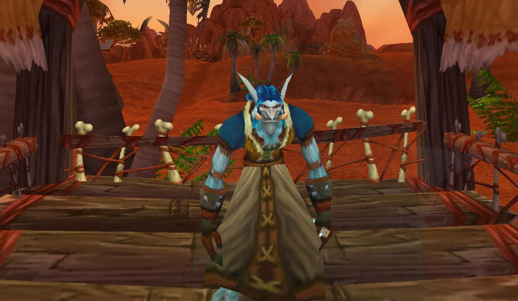 Chaman troll (Warcraft)