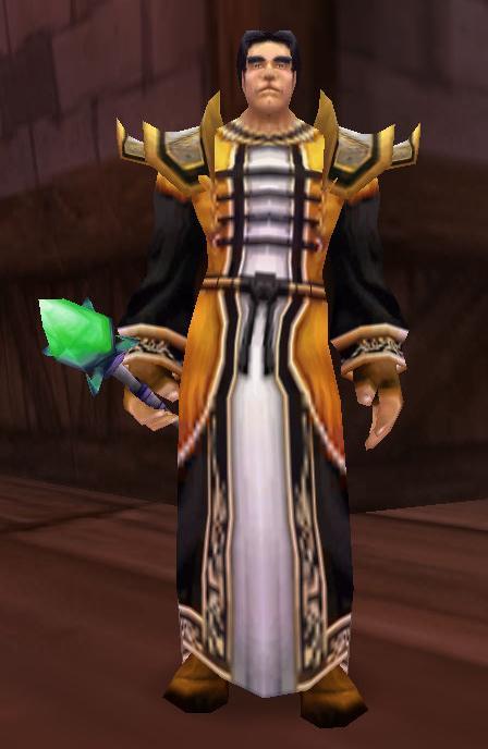 Image d'humains dans World of Warcraft