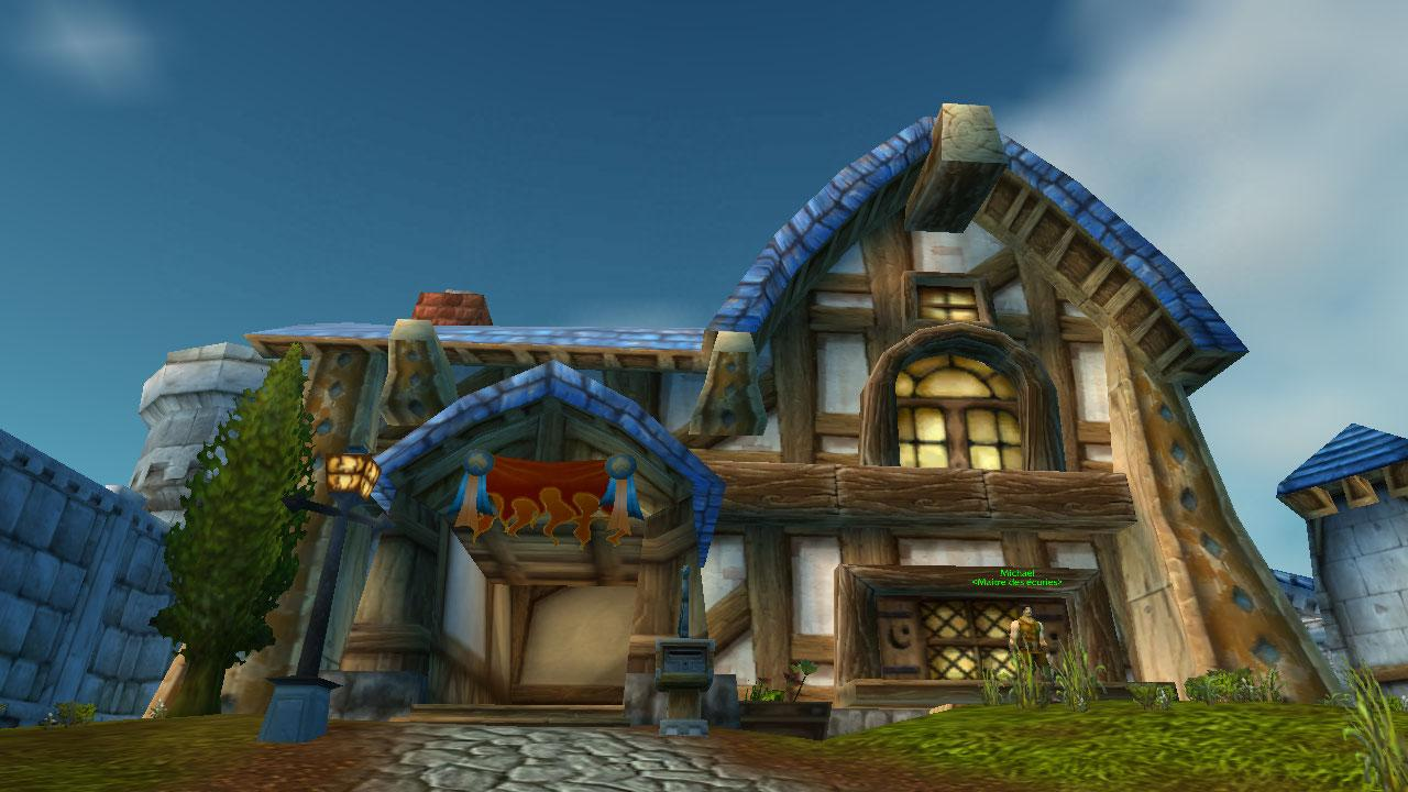 Maison à Theramore (World of Warcraft)