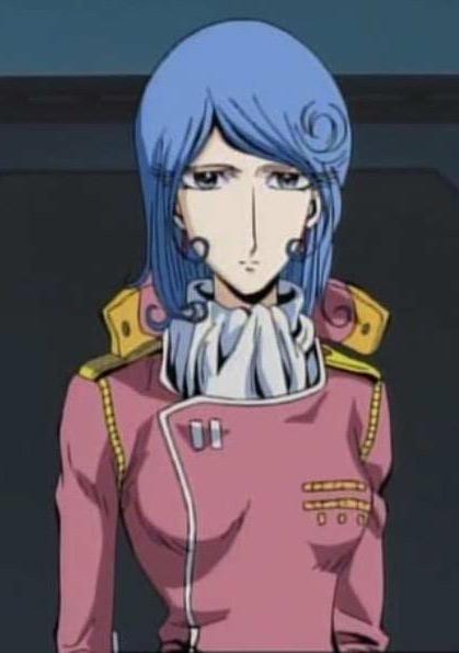 Marina Oki (Cosmowarrior Zero)