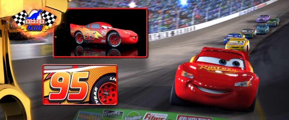 Flash McQueen (Lightning McQueen)