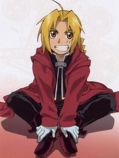 Image d&#039;Edward Elric