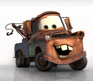Martin (Mater the Tow Truck - Pixar Cars)