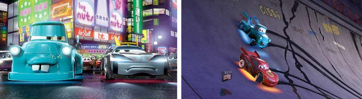 Martin (Mater the Tow Truck - Pixar Cars) court métrage TV (Tokyo)