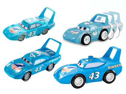 Le King Strip Weathers (Pixar - Cars) jouets