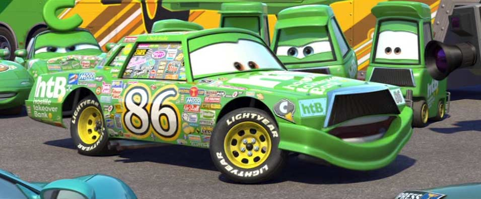Chick Hicks (Cars - Pixar)