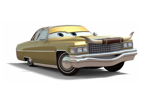 Tex (Cars - Pixar)