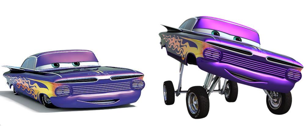 Ramone (Cars - Pixar)