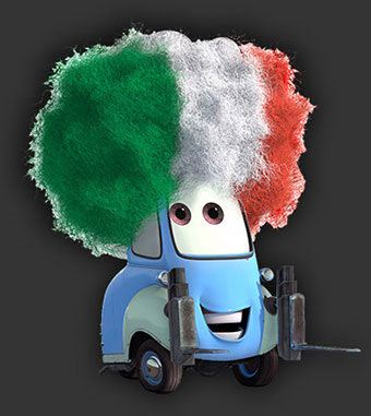 Guido (Cars - Pixar)