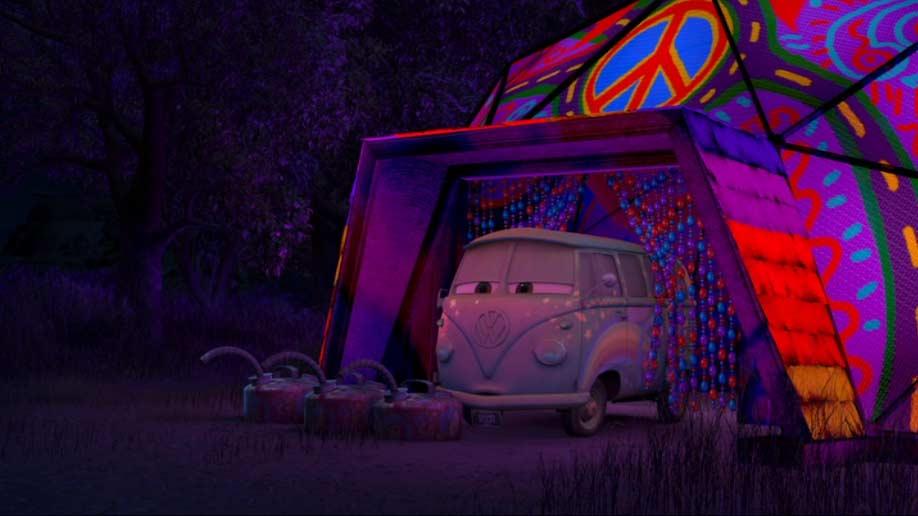 Fillmore dans le court métrage : Martin et la Lumière Fantôme