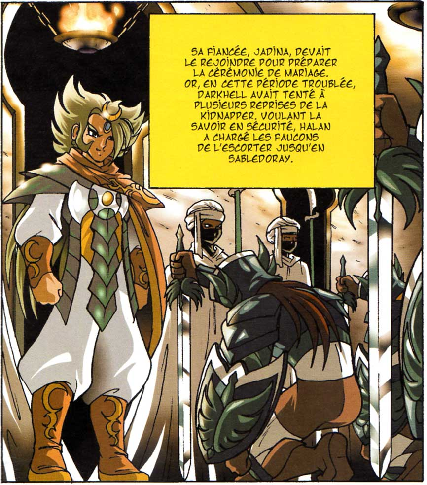 Le prince Halan