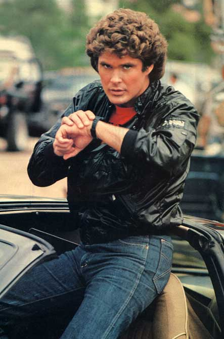 Michael Knight (K2000)