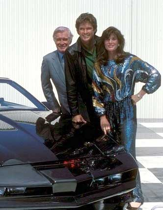 Michael Knight, Bonie et Devon (K2000)