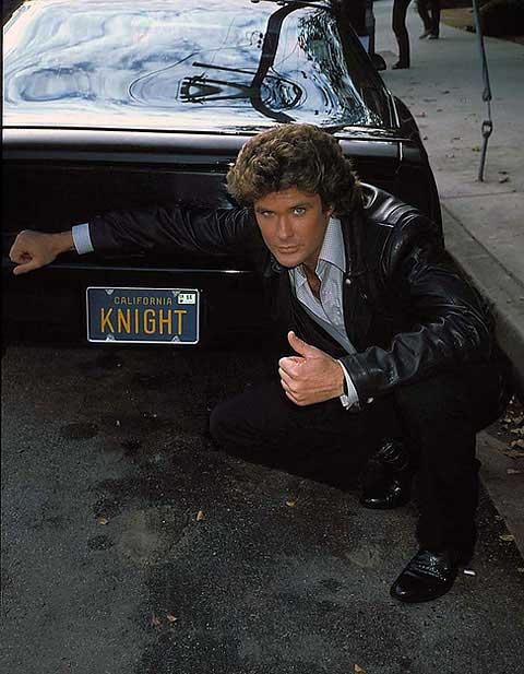 Michael Knight (K2000)